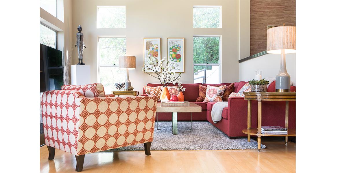 Hollywood Hills Interior Design