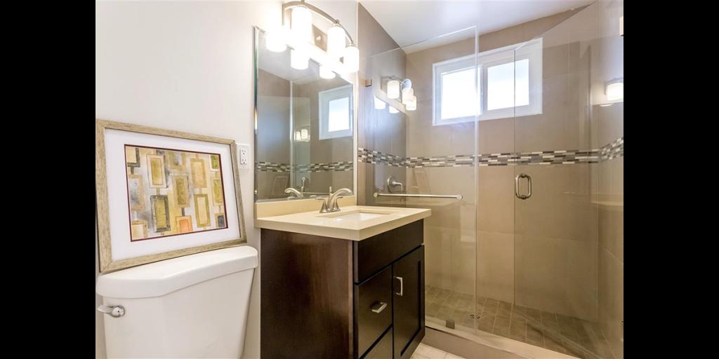 Woodland Hills Flip House Rande Leaman Interior Design - Bathroom remodeling woodland hills